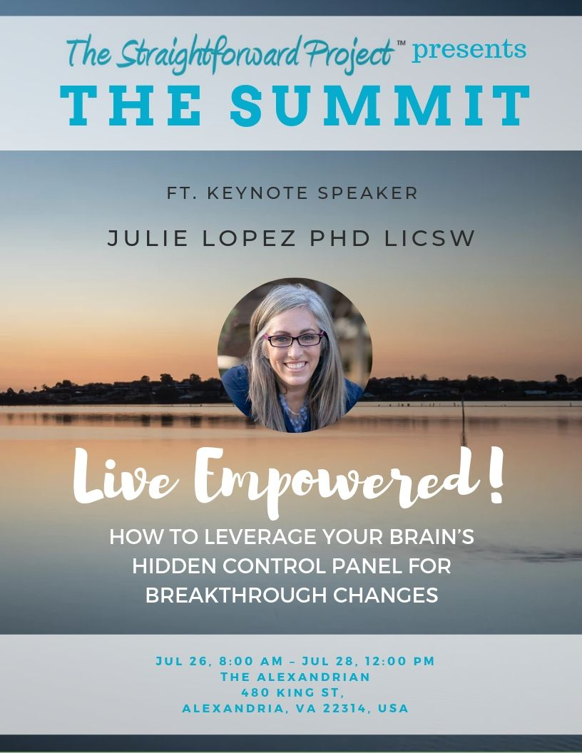 Live Empowered!How to Leverage Your Brain's Hidden Control Panel for Breakthrough Changes