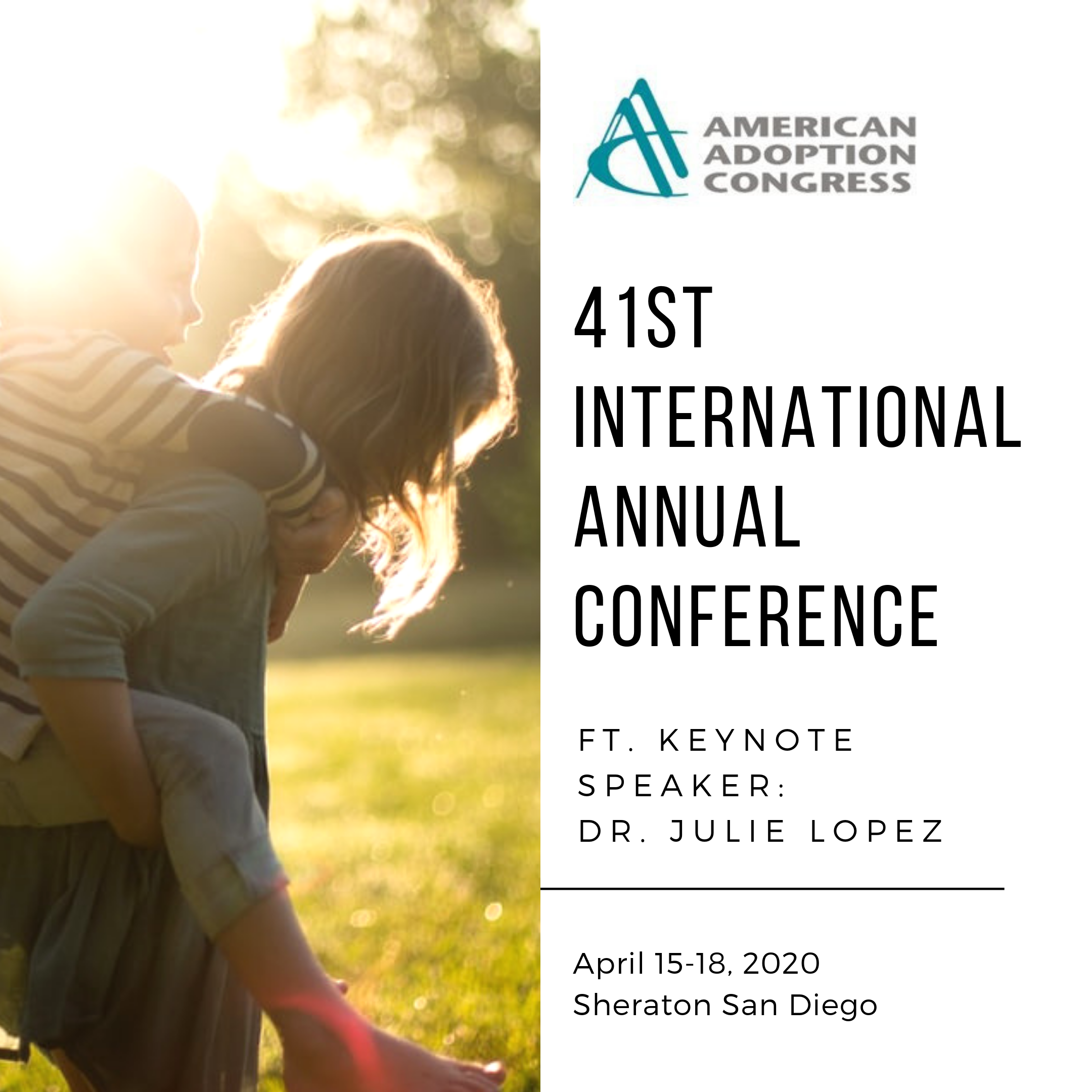 American Adoption Congress 41st Conference