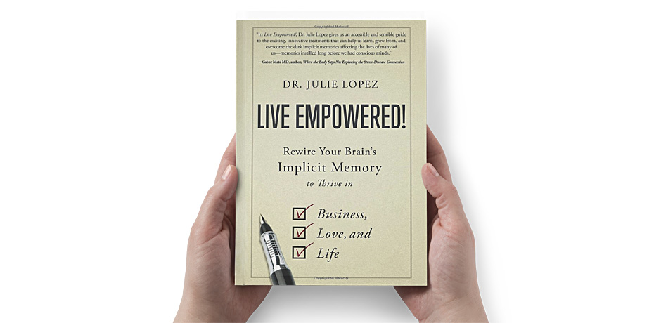 Live Empowered! by Dr. Julie Lopez